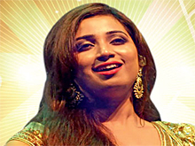 Shreya Ghoshal - Live In Concert