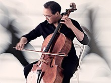 The Bach Project by Yo-Yo Ma