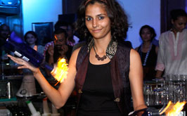 Interview with Ami Shroff – India's leading Flair Artist