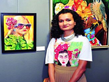 Qatar- Art transcends cultural boundaries: Indian artist