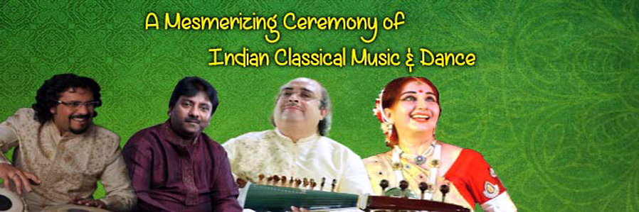 Ceremony of Indian Classical Music and Dance