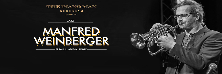 The Piano Man presents Manfred Weinberger
