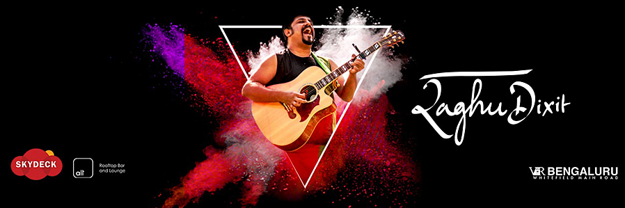 The Raghu Dixit Project - Live at Skydeck