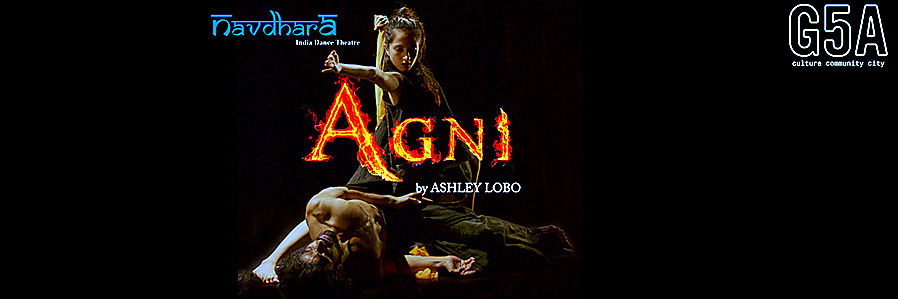 AGNI by Ashley Lobo with Navdhara India Dance