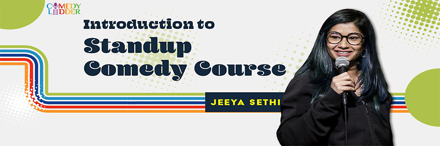 Introduction to Standup Comedy Course
