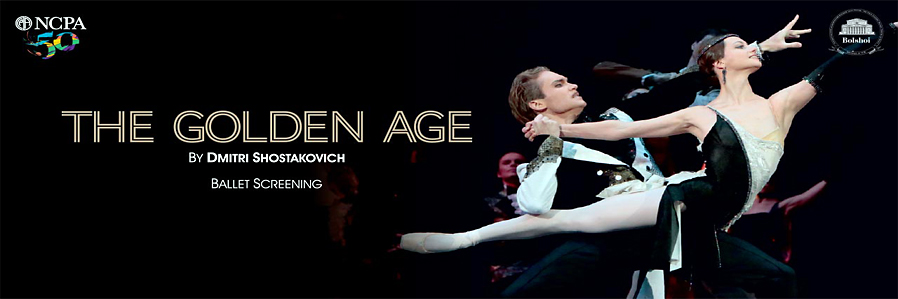 Bolshoi Ballet - The Golden Age