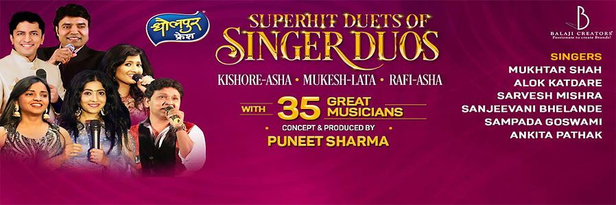 Superhits Duets of Singer Duos